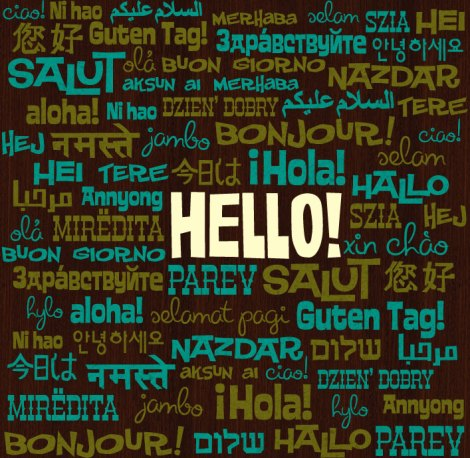 hello-many-languages