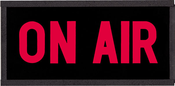 On-Air-Sign