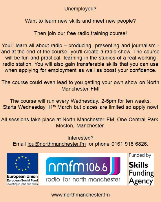 NMFMRadioTrainingMarch2015