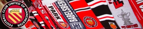 FC United Scarves
