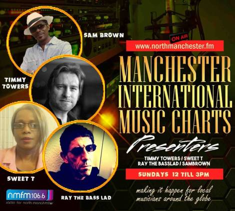 Manchester International Charts