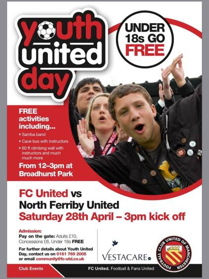 YOUTH UNITED DAY