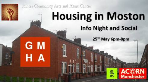 Housing in Moston