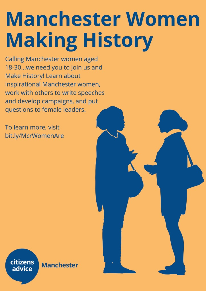 Manchester Women Making History