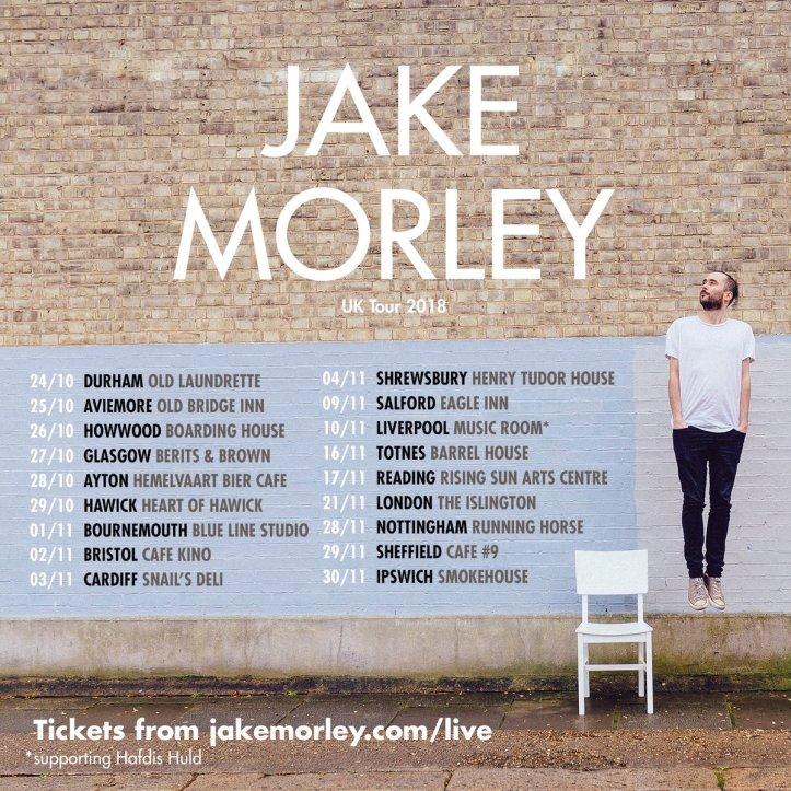jake tour dates