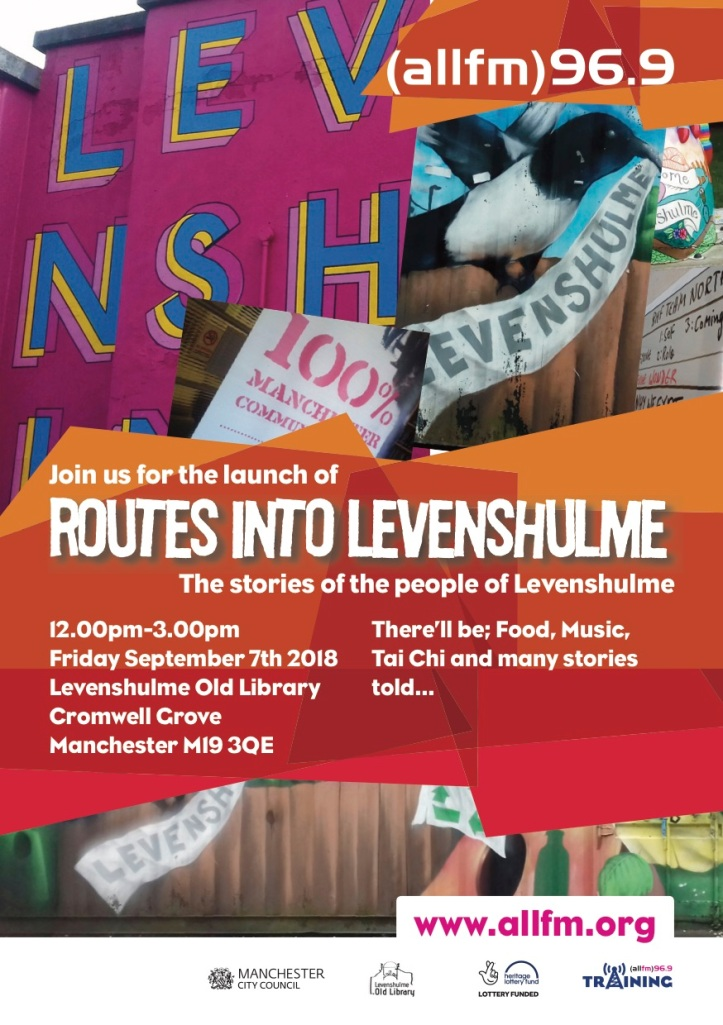 Routes Into Levenshulme