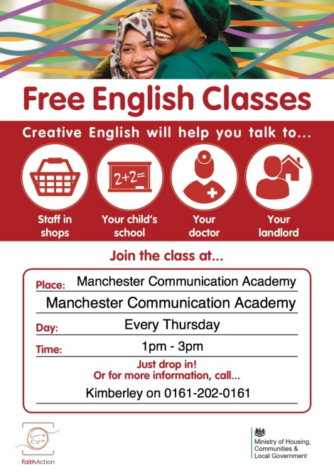 Creative English Thursday 1-3