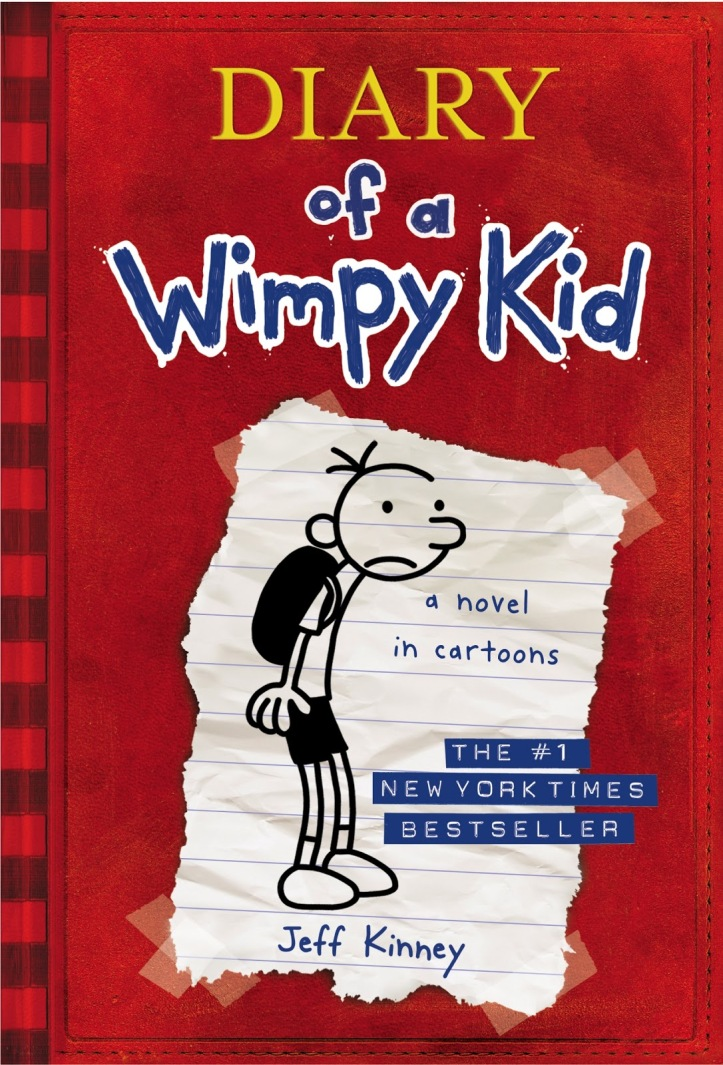 Diary of a Wimpy Kid Book 1_ABRAMS.JPG